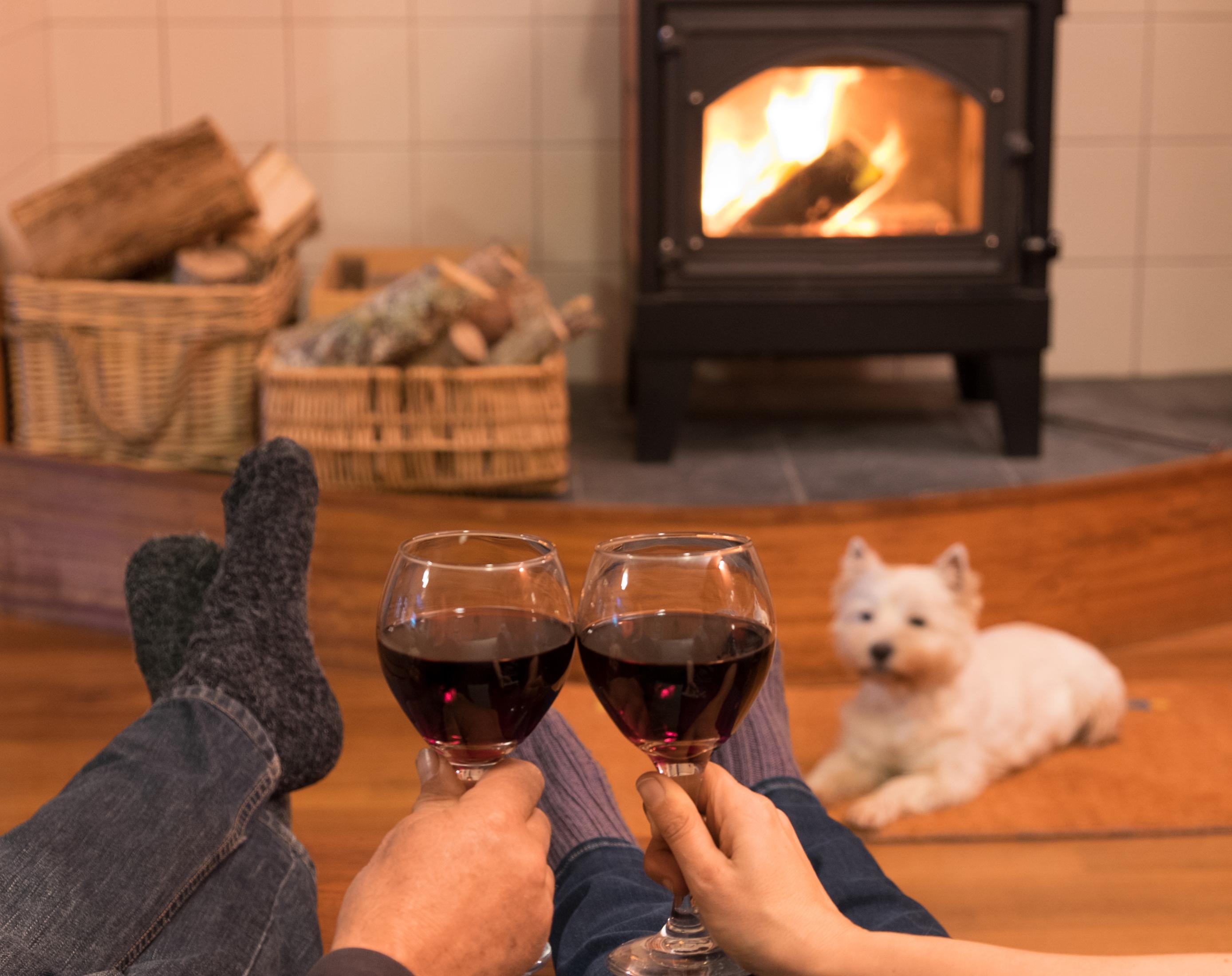 warm house - energy efficient