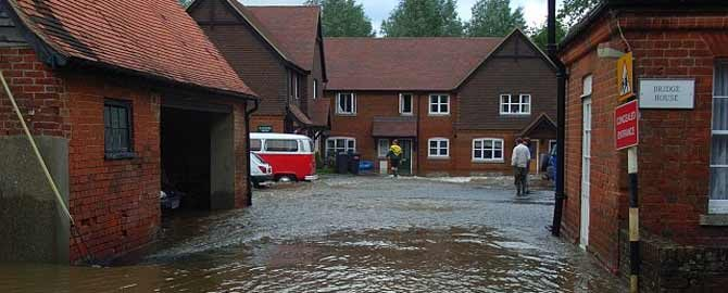 Home Insurance after the floods