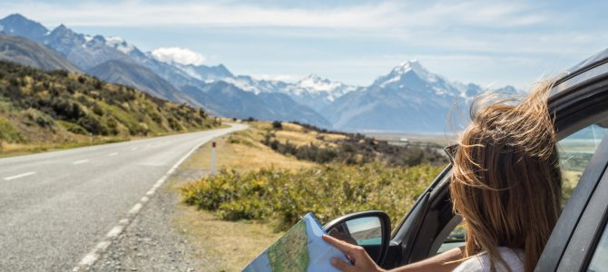 Renting a hire car abroad