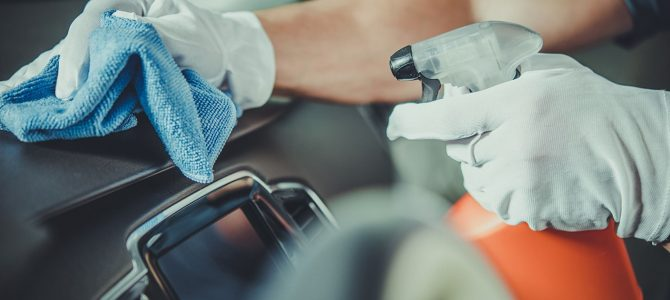 Coronavirus: How to clean and maintain your car whilst it's off the road